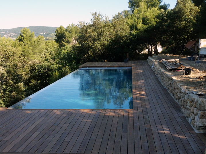 Centelles construction toute ma onnerie g n rale chez for Construction pool house piscine